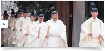 神武天皇祭(4月3日)