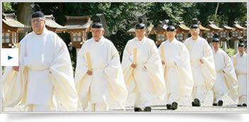 秋季大祭(10月3日)