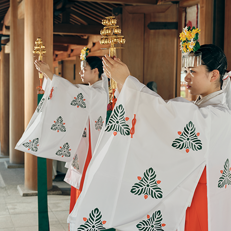 橿原神宮のか神前結婚式