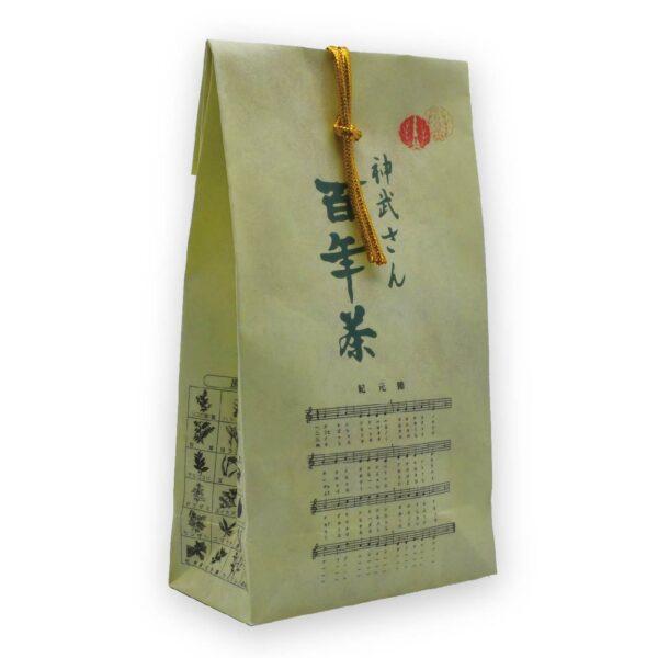橿原神宮 授与品 百年茶(混合茶)